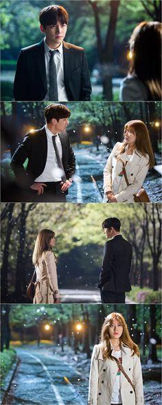 """Suspicious Partner"" Ji Chang-wook and Nam Ji-hyeon take an evening walk @ HanCinema :: The Korean Movie and Drama Database"