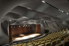 Magma Architecture, Masrah Al Qasba Theater