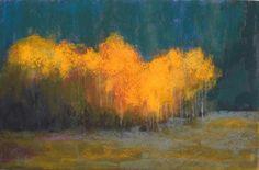 Landscape Pastel Artist | ... Pastel Landscape Painting by Western Colorado Artist Barbara Churchley