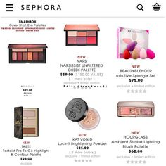 Now Available for EVERYONE!!!!! LINK ➡️ BIO  #CyberMonday online @sephora 💸🙀😍 Except the Cover Shot Palette in Ablaze that is finally available but for VIB Rouge only! #BYEBYEMONEY  Happy #Shopping !!!!! 💜💜💜 What did u get????? Please Share XO #Trendmood #makeup #shopping #makeupaddict #makeuplover #makeupaddiction #sephora #instamakeup #instabeauty #bblogger #bbloggers #makeuptalk #makeupporn #EyeshadowPalette #lipstick #lips #blush #tarte #smashbox #toofaced