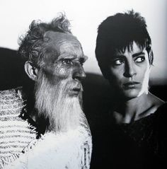 manos katrakis & irene papas ⌘perhaps the best greek theatrical actors in history. Photo from ¨Antigone¨ in Epidaurus Old Greek, Greek Art, Irene Papas, Alan Bates, Cinema Theatre, Katharine Hepburn, Important People, Best Actress, We The People