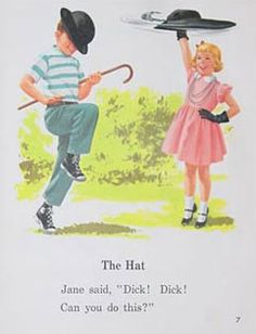 Dick and jane store