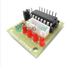 uln2003an uln2003 motor paso a paso modulo de tarjeta de controladores para 28byj 48 5v 12v arduino - Categoria: Avisos Clasificados Gratis  Estado del Producto: Nuevo ULN2003AN ULN2003 Motor Paso A Paso MAdulo de tarjeta de controladores para 28BYJ48 5V 12V Arduino Valor: GBP 0,99Ver Producto
