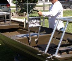 Flats Boat Project