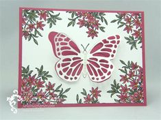 Thinlits Papillons - Scrapbooking Stampin Up Canada ...