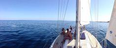 Sailing from Malta to Gozo and Comino #Malta