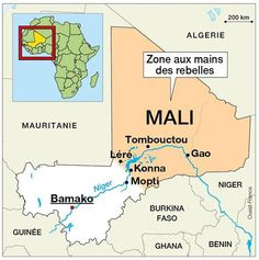 La France envoie son armée au secours du Mali - ouest-france.fr