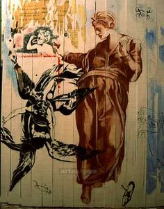 Blek Le Rat, a stencilling pioneer and influence on Banksy. Interview at Fecal Face. More stuff at Blek My Vibe. Banksy, Blek Le Rat, Famous Street Artists, Stencil Art, Stencils, Yarn Bombing, Street Art Graffiti, Chalk Art, Electronic Music