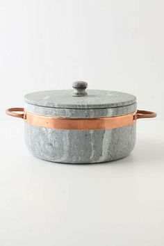 Soapstone Stock Pot