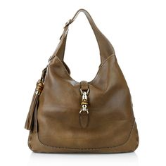 Timeless: the Gucci 'New Jackie Hobo Bag' in woven maple. Wear it with casual jeans styles or boho chic. Fashionette.de