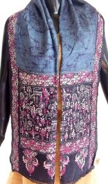 Handmade Dupatta Online:Buy Phulkari, Block print, Bagh Dupattas