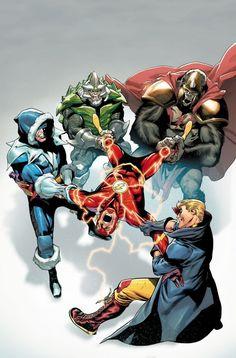 DC's June Solicitations Feature Three Jokers, A New Justice League & Cbr, Flash Art, The Flash, Dc Comics, Three Jokers, New Justice League, Brian Michael Bendis, Batman Beyond, Speed Racer