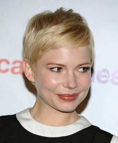 nice 15 Super Michelle Williams Pixie Haircuts