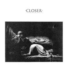 "Cover art for ""Closer"", Joy Division (Peter Saville)"