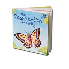 Preschool butterfly activitites-This is an amazing book I have used in preschool for many years. Check it out. Resurrection Butterfly Soft Cover Book