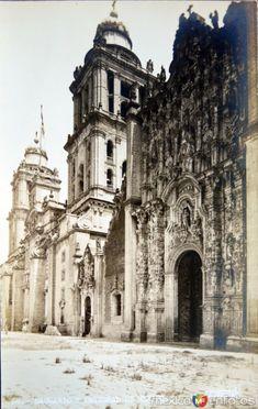 Fotos de Ciudad de México, Distrito Federal, México: El Sagrario y Catedral