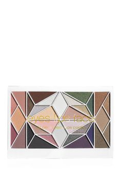 e.l.f. Cosmetics 32 Piece Eyeshadow Palette  $4.00