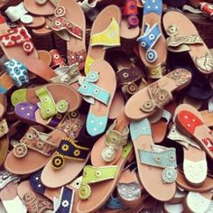so many jack rogers sandals!