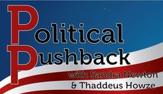 Political Pushback Logo