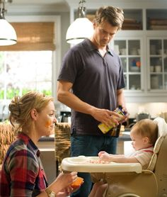 Still of Katherine Heigl and Josh Duhamel in Life as We Know It
