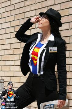 """[Self] Up Up and Away! :D - """"Clara"""" Kent / Superman"""