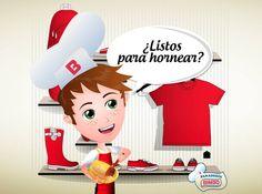 ¿Cómo es el uniforme de tu Panadería?