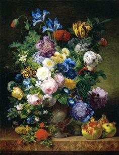 Joе Anna Arnett - painter .