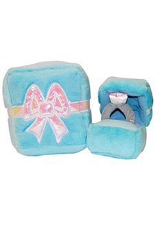 Fab Dog Sniffany Ring Dog Toy. I think little princess Braylee needs this!