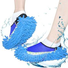 1Pc Soft car wash washing microfiber chenille mitt cleaning glo SL