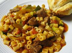 Beef And Zucchini Pasta Skillet Meal Recipe - Food.com: Food.com
