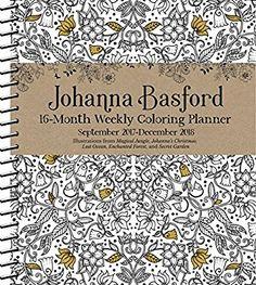 Johanna Basford 2018 Coloring Day To Calendar By Joha Amazon Dp 1449482783 Refcm Sw R Pi X AX90zbJJD4X7S