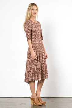 High Plains Dress - Whimsy and Row - 4
