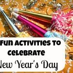 New Year Traditions -- Start something fun!