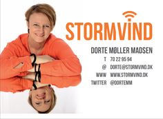 Dorte Møller Madsen - Social Selling Expert Stormvind.dk