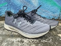 We review Under Armour's Velociti 2, a lightweight and neutral trainer featuring a secure upper and HOVR technology in the midsole. Nike Pegasus, Under Armour Shoes, Wide Feet, Color Stories, Blue Moon, Shoe Brands, Me Too Shoes, Running Shoes, Trainers