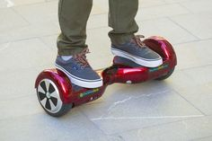 Before you even think of buying a hoverboard, read this. Scooters For Sale, Motor Scooters, The Larry Sanders Show, Chelsea Lately, Latest Technology News, Consumer Products, Cool Gadgets, Told You So, Reading