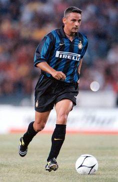 Roberto Baggio, in nerazzurro due anni fino al 2000(Omega)