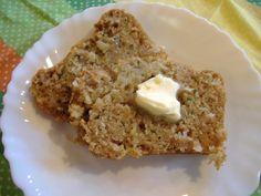 Zucchini Coconut Bread Recipe - Food.com Halve the sugar and replace some vanilla with coconut extract.