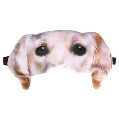 Sleep Mask - Lab   NZ New Zealand - Buy Online - Gift Ideas for Christmas, Birthday & Anniversary   The Red Dog Gift Shop   Motueka, Nelson Quirky Gifts, Red Dog, Sleep Mask, Christmas Birthday, Online Gifts, Dog Gifts, New Zealand, Lab, Anniversary