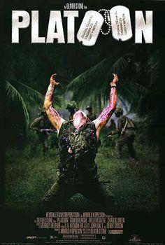 """Platoon"", war film by Oliver Stone (USA, 1986)"