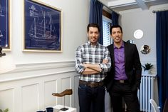 Need some #PropertyBrothers? Tune in @hgtv for back-to-back-to-back episodes starting 8 p.m.!