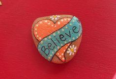 affirmation rock ~ believe