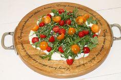 Whipped Ricotta and Arugula Salad