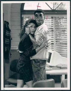 Kadeem Hardison, Jasmine Guy A DIFFERENT WORLD, 1991