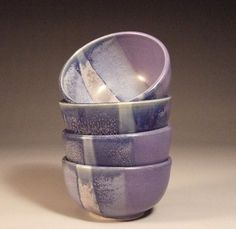 Coyote glaze - Lapis Satin - Blue Purple over Lapis Satin, by Karan Witham-Walsh