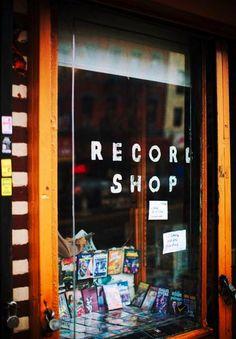 #record shop