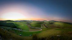 Landscape by Dominik Worner