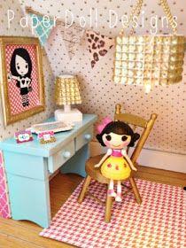 inspire co. : mini craft room