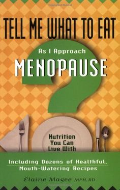 As I Approach Menopause: Nutrition You Can Live « Library User Group