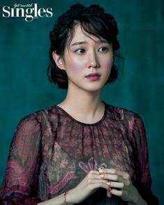 Park Eun Bin - Singles Magazine October Issue '16